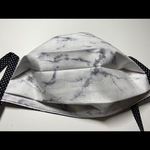Marble 100% cotton fantic face mask handmade